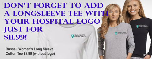 Russell Tee for MGH