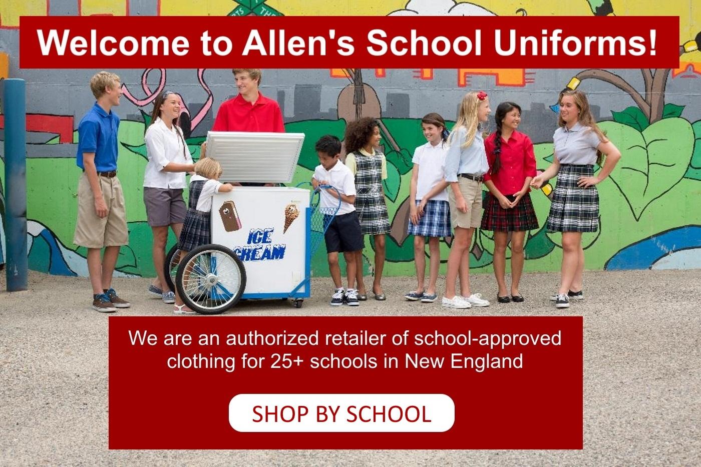 Allen's School Uniforms